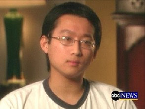 The complainant at the heart of the investigation into Princeton's admission practices, Jian Li. Li was wait-listed from Princeton University sparking his complaint against the school.