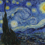 A Starry Night and a Smartphone Screen: When We Won't Just Put Down the Phone, and Look