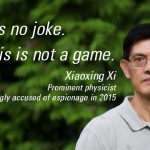 Race is No Just Cause: The US Government's Racist Profiling of Asian Americans