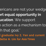Reappropriate Joins AANHPI Organizations in Filing as SCOTUS Amici for Affirmative Action | #Edu4All