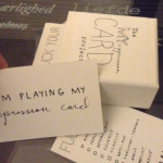 Finally! A Simple Solution to Help Deal With Microaggressions: The My Oppression Card Project