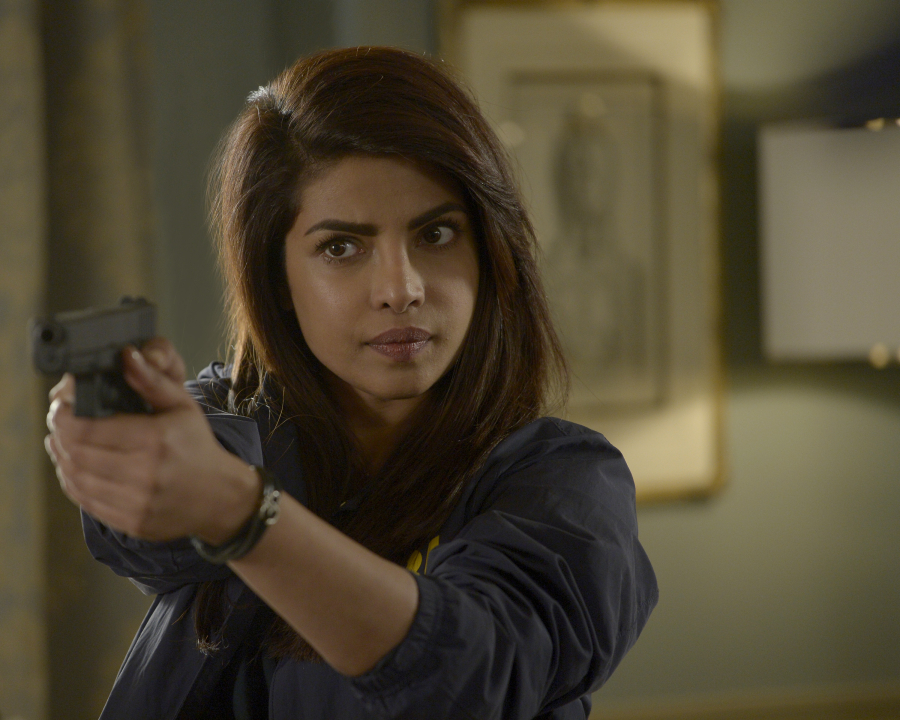 "QUANTICO -- ""Inside"" (Photo credit: ABC/Phillipe Bosse)"