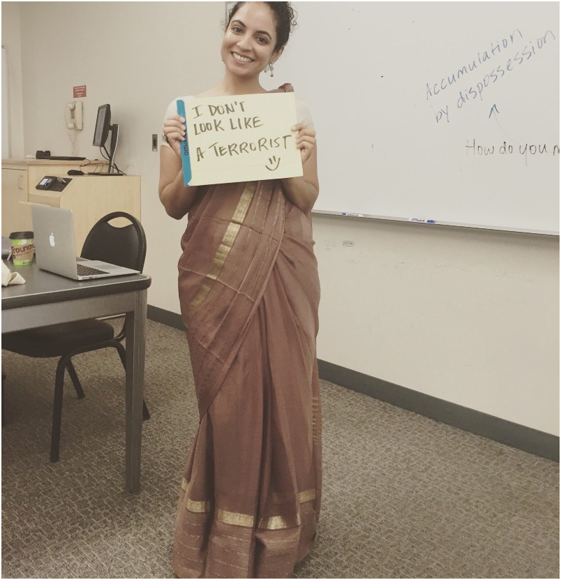 #BrownAndProud (Photo credit: Tanya Rawal)