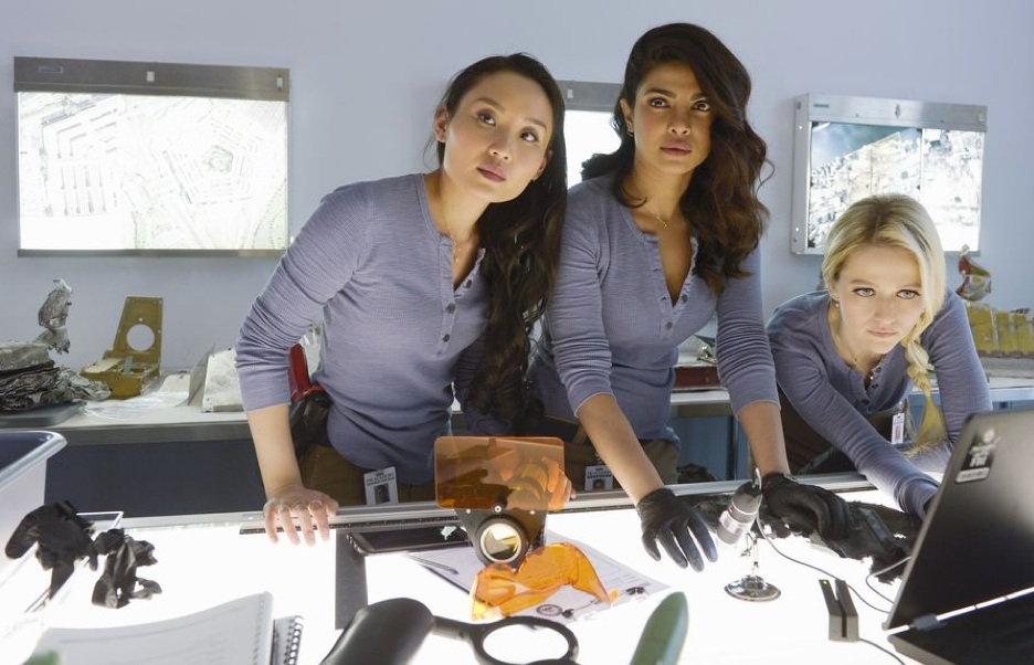 "QUANTICO – ""Right"" (Photo Credit: ABC / Phillipe Bosse)"