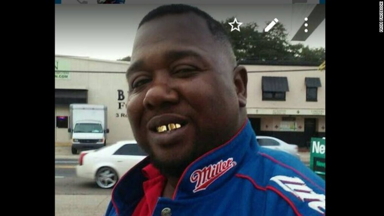 Alton Sterling, in an undated photo posted to social media.
