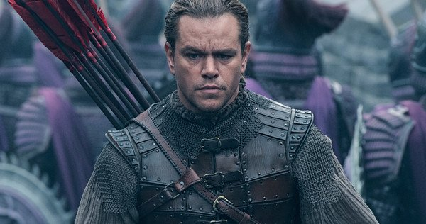 "Matt Damon, in a screen capture from the newly released trailer for ""The Great Wall""."