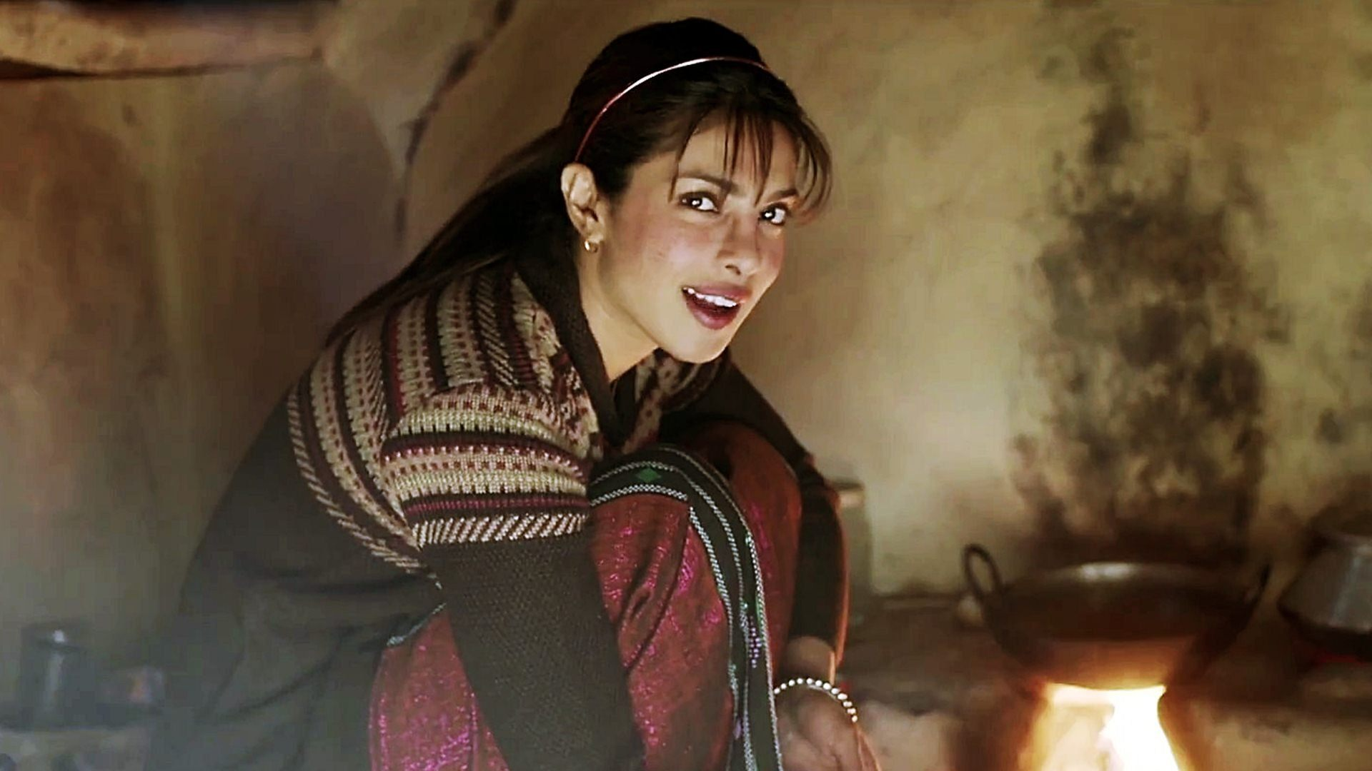 "Priyanka Chopra in the 2014 film ""Mary Kom."""