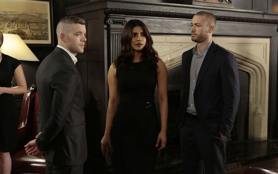 As usual, this episode was filled with awkward moments. (Photo Credit: ABC/Giovanni Ruffino)