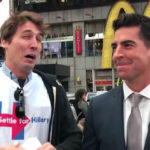 'Ambush Journalist' Jesse Watters is Ambushed by Guerilla Comedians, and it is Amazing