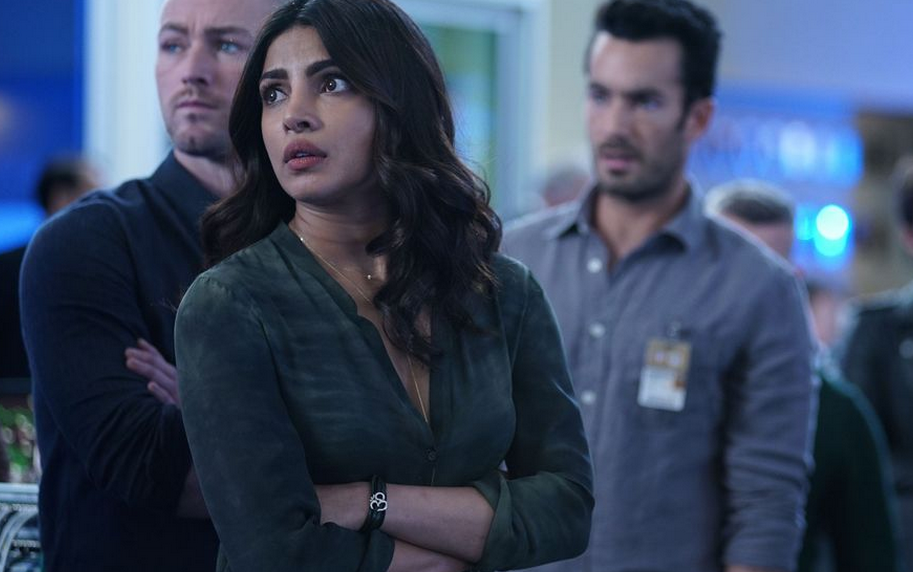 Nice Om bracelet, Alex Parrish! (Photo Credit: ABC/Nicole Rivelli)