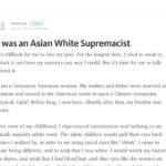 "BREAKING: Viral Story About ""Asian White Supremacist"" May Be Fake"