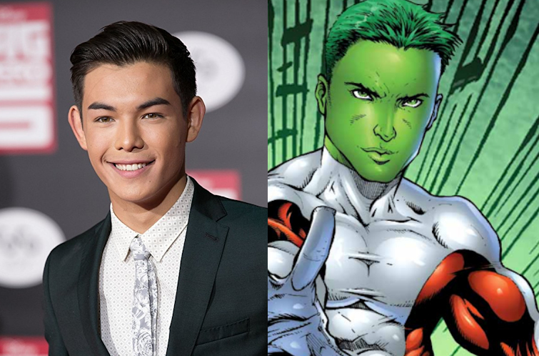 """Upcoming """"Titans"""" TV Series Casts Ryan Potter as Beast Boy"""