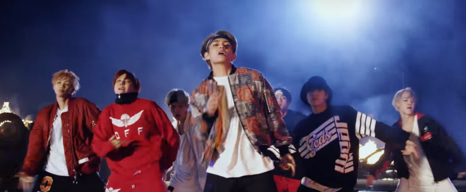 Respect Must be Earned: BTS' Journey Towards Gaining its