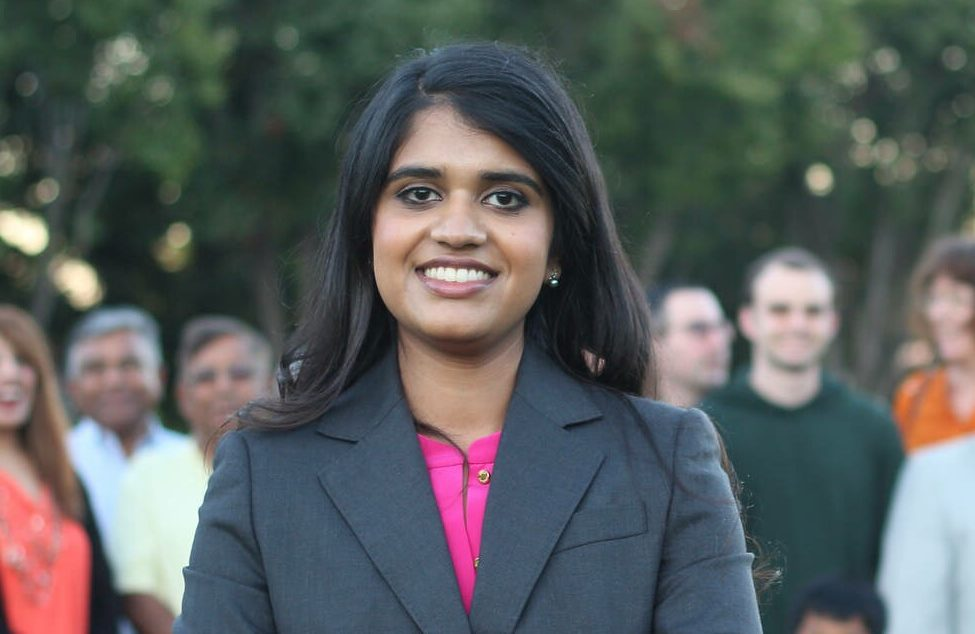 Asian Americans Run for Something: Tara Sreekrishnan | Candidate for CA Cupertino, City Council