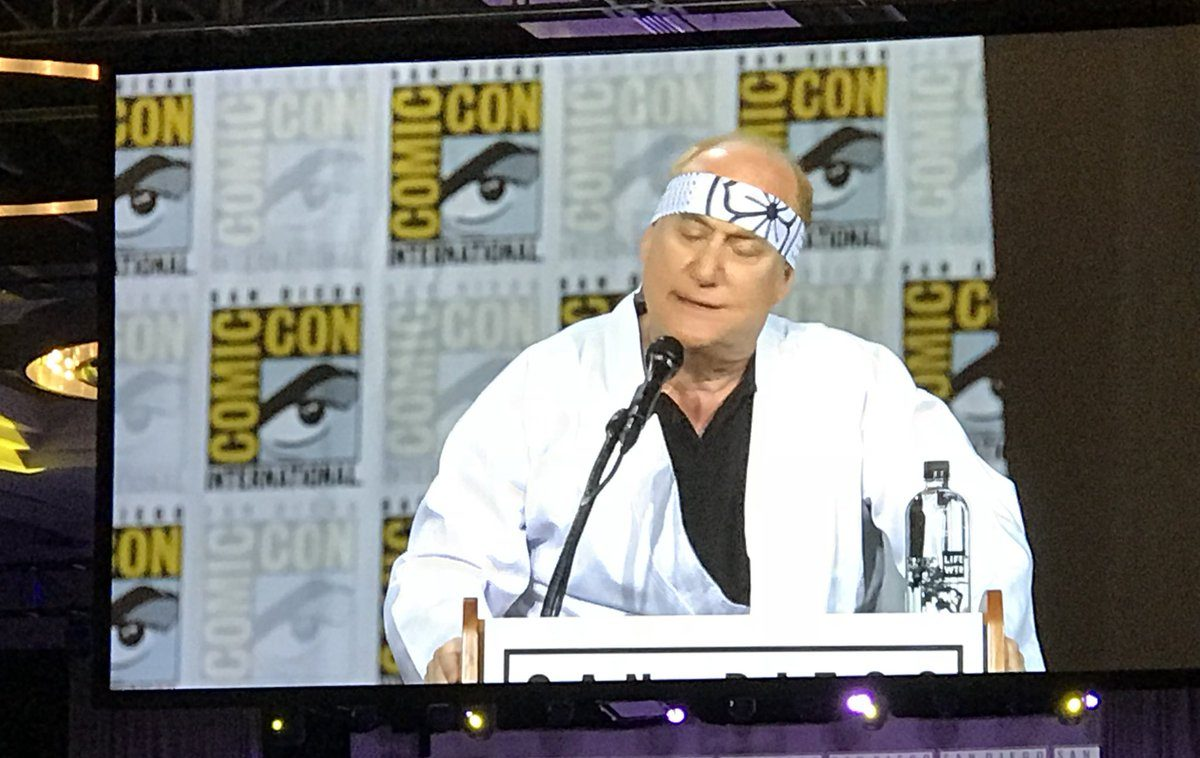 This is What Marvel Executive Jeph Loeb Wore to the Iron Fist Panel at San Diego Comic-Con