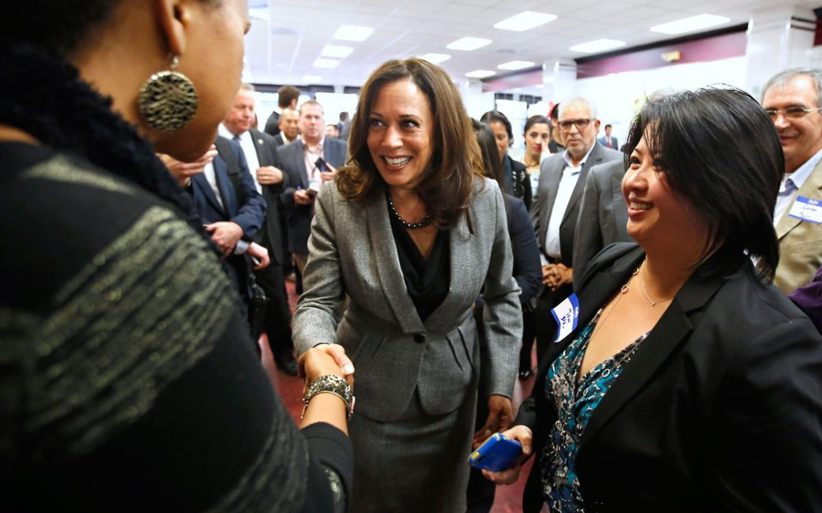Sen. Kamala Harris is First Black Woman and First Asian American Vice Presidential Nominee on A Major Party Ticket