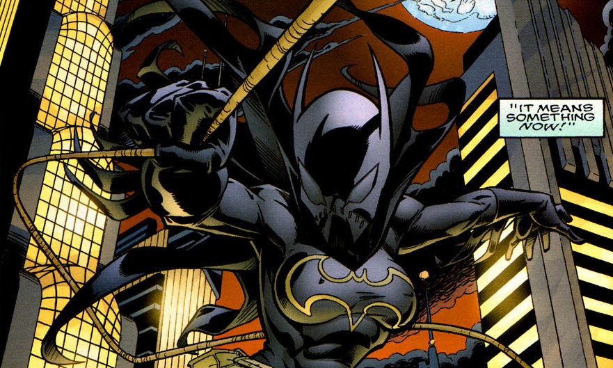 The Resurgence of Cassandra Cain
