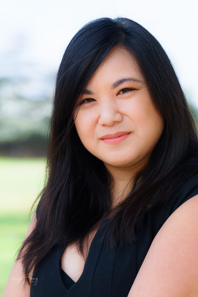 Headshot of Jenn Fang
