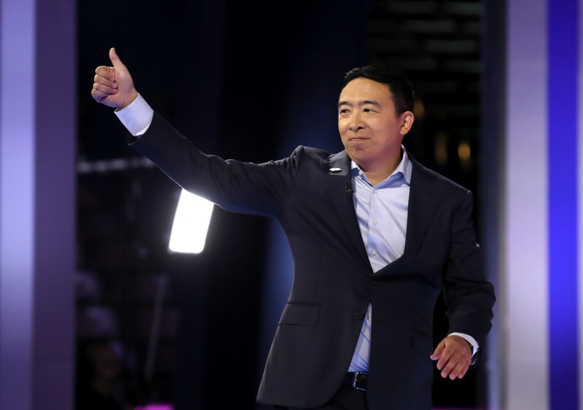 Andrew Yang's Problematic Reinforcement of the Model Minority Myth