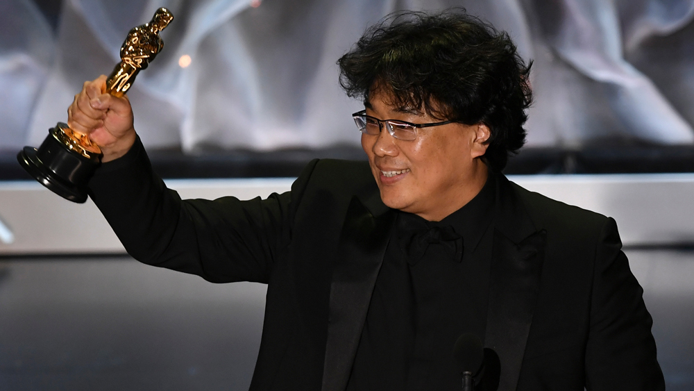 """Parasite"" makes history at Oscars"