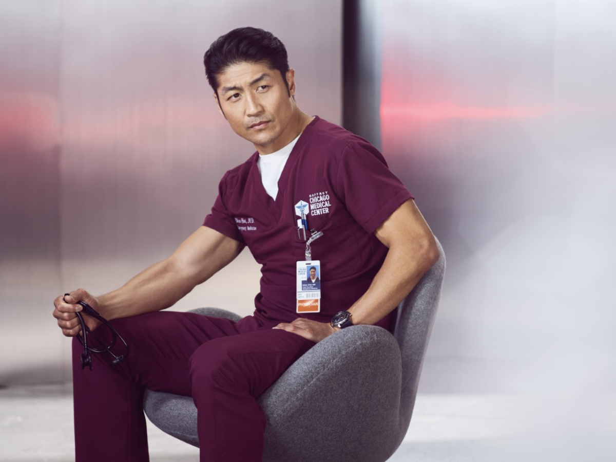 Actor Brian Tee Reflects on 100 Episodes as Dr. Ethan Choi in Chicago Med