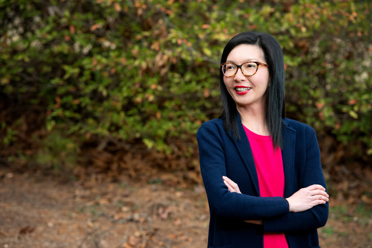 AAPI Run: Dr. Michelle Au, Candidate for GA State Senate, District 48
