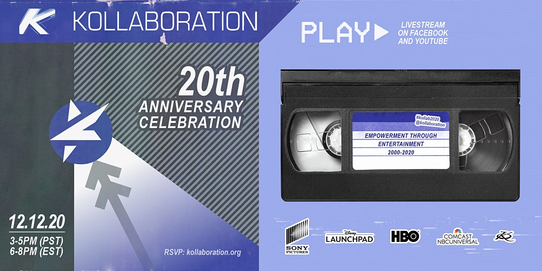 Kollaboration to Celebrate 20 Years with Virtual Celebration