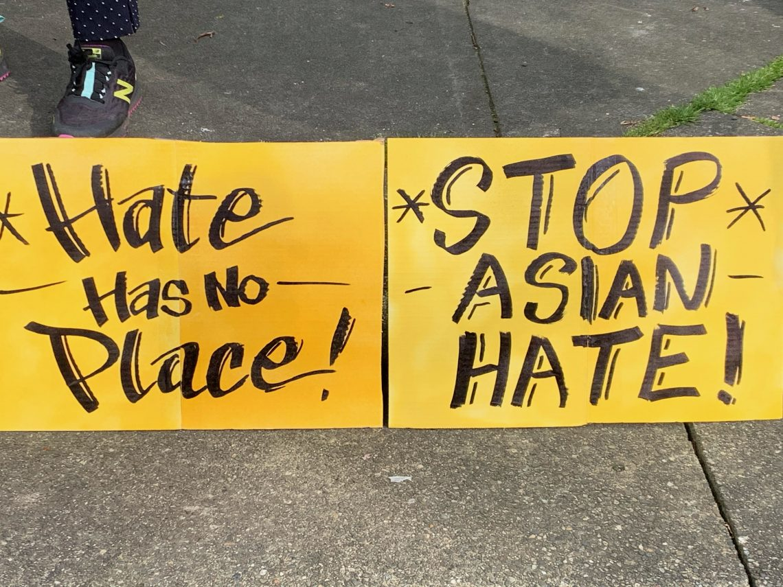 What I Learned As a First-Time Organizer of a #StopAsianHate Rally